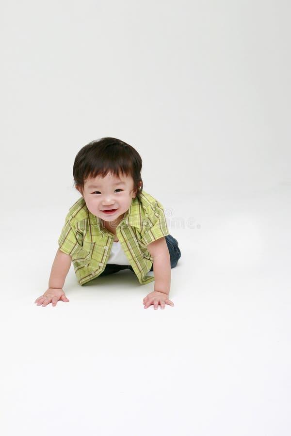 сь малыш стоковая фотография
