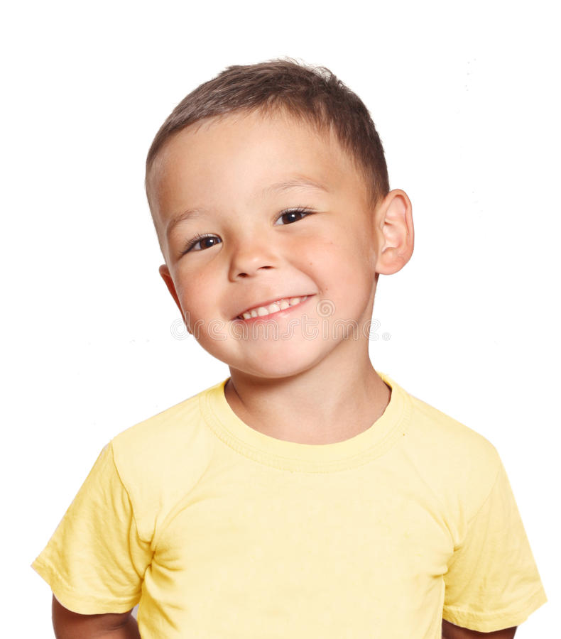 Сь мальчик стоковая фотография rf