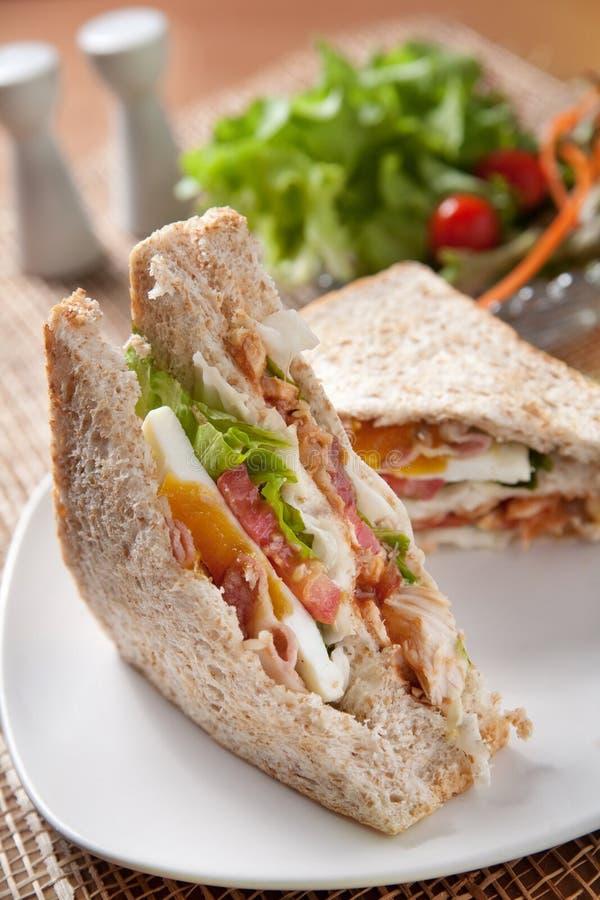 Сэндвич стоковая фотография rf
