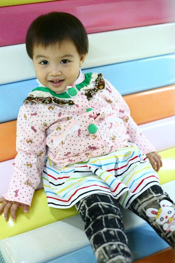 Ся младенец стоковая фотография rf