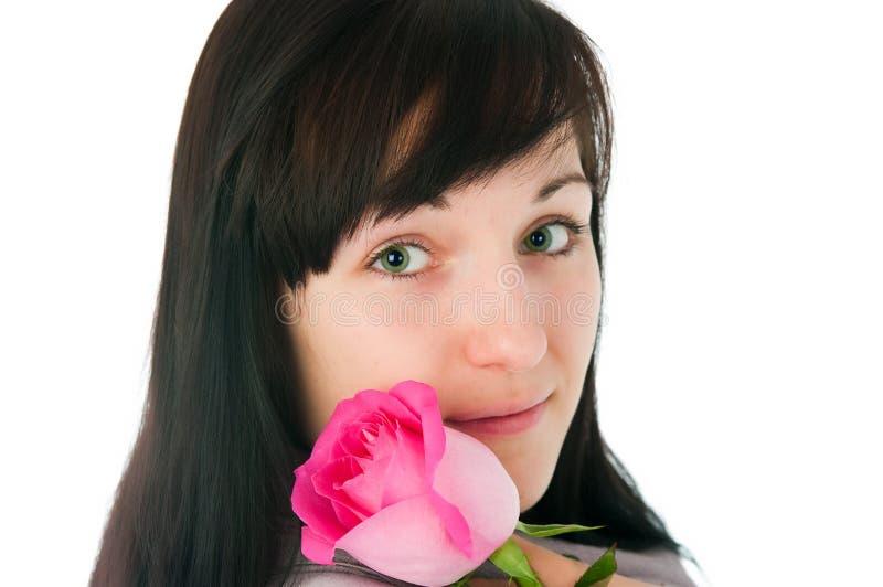 Славная девушка стоковые изображения rf