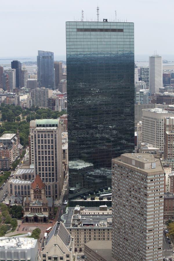 Славная масса Бостона города стоковое изображение