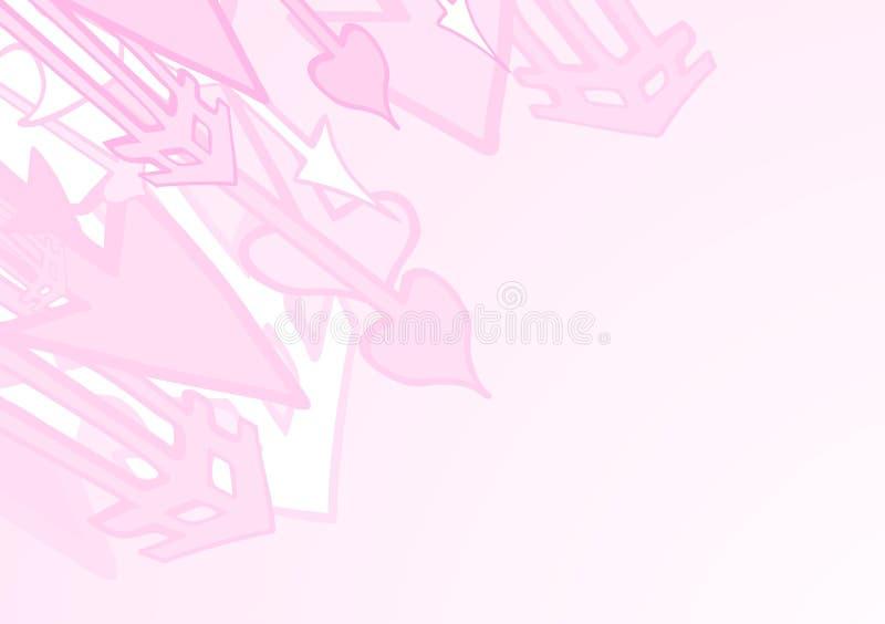 Славная розовая крышка бесплатная иллюстрация