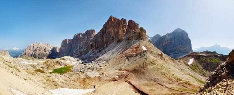 Download Славный взгляд гор итальянки Альпов - Dolomiti Стоковое Изображение - изображение насчитывающей развилки, красивейшее: 33730697