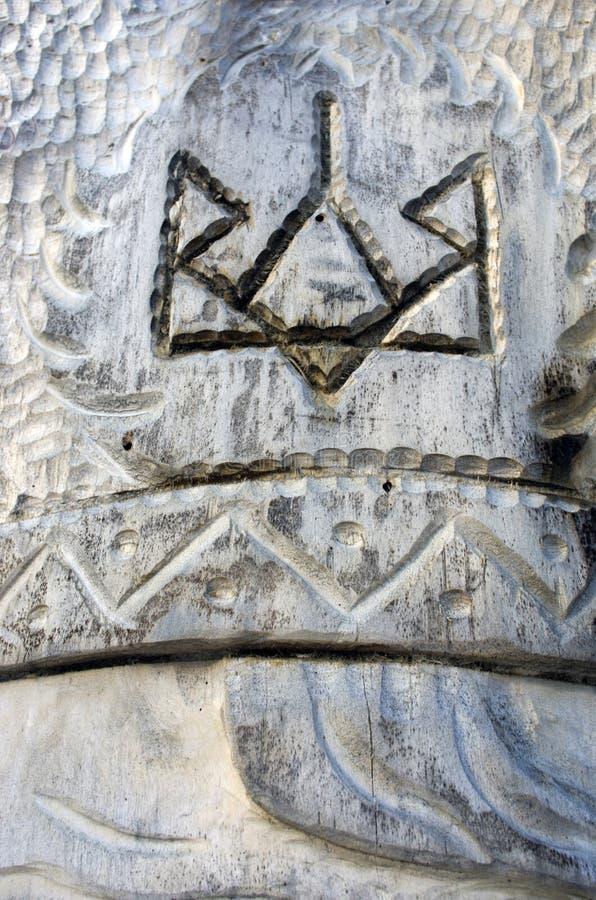 Славянский идол стоковая фотография rf