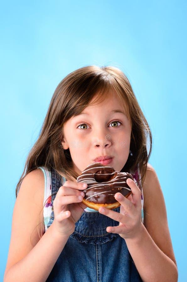 Сладостное обслуживание для ребенк стоковые изображения rf