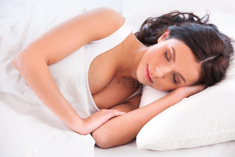 Сладостные мечты. стоковое изображение