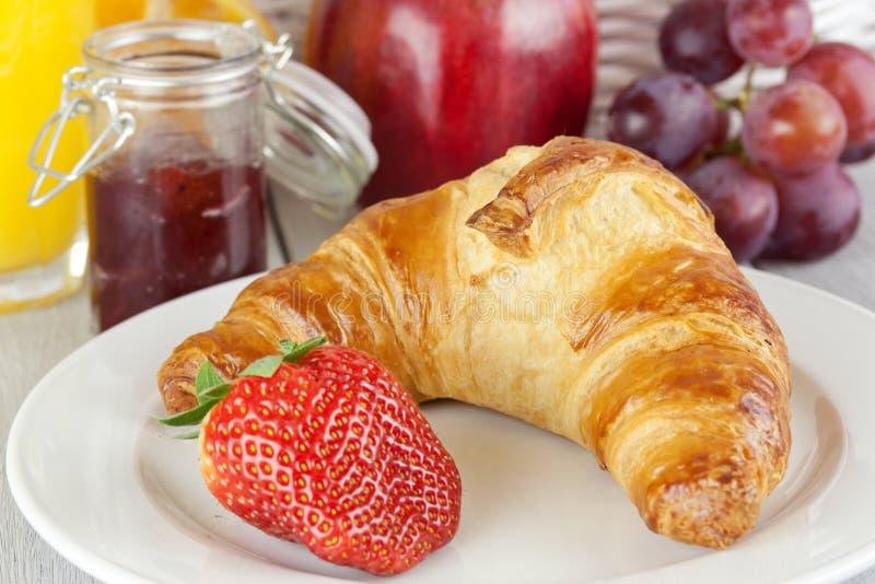 Сладостный завтрак стоковые изображения rf