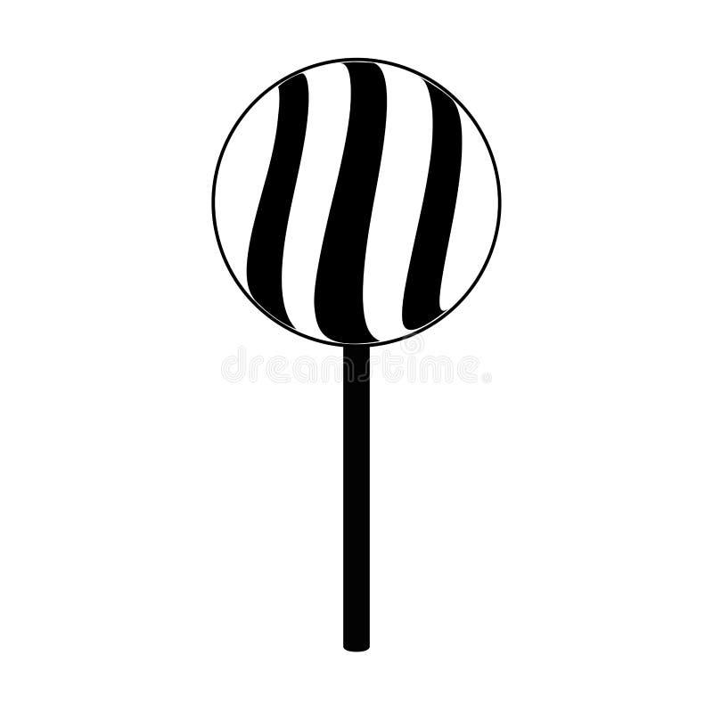 Download сладостный дизайн конфеты иллюстрация вектора. иллюстрации насчитывающей обслуживание - 81802388