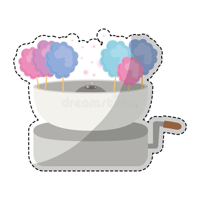 Download сладостный дизайн конфеты иллюстрация вектора. иллюстрации насчитывающей художничества - 81802439