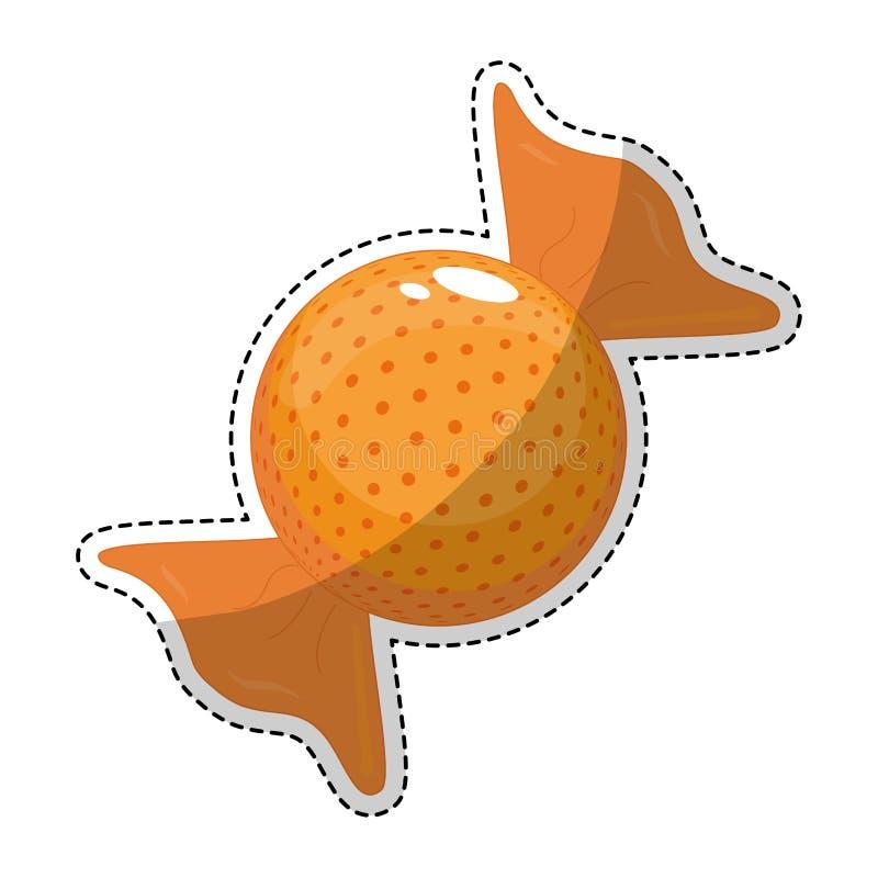 Download сладостный дизайн конфеты иллюстрация вектора. иллюстрации насчитывающей художничества - 81802507