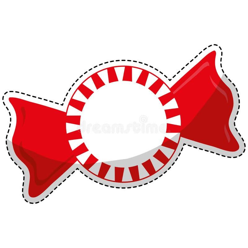 Download сладостный дизайн конфеты иллюстрация вектора. иллюстрации насчитывающей вкусно - 81802517