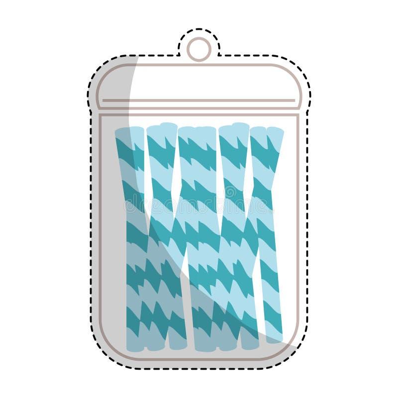 Download сладостный дизайн конфеты иллюстрация вектора. иллюстрации насчитывающей икона - 81802606