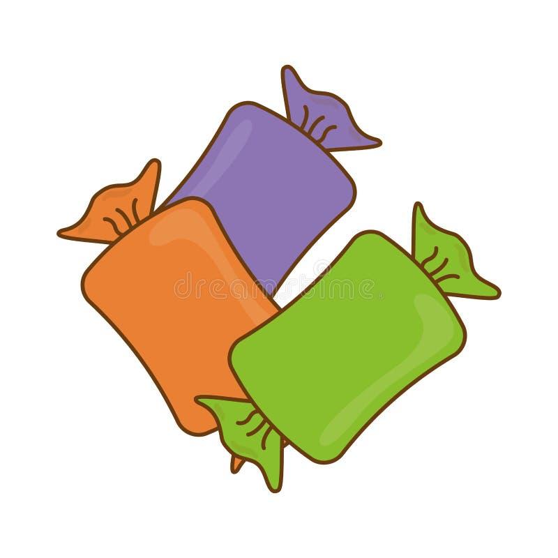 Download сладостный дизайн конфеты иллюстрация вектора. иллюстрации насчитывающей помадки - 81802652