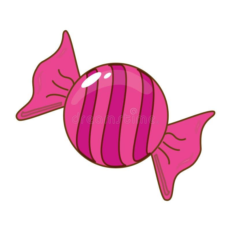 Download сладостный дизайн конфеты иллюстрация вектора. иллюстрации насчитывающей праздник - 81802699