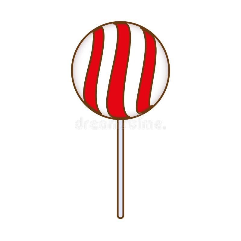 Download сладостный дизайн конфеты иллюстрация вектора. иллюстрации насчитывающей vintage - 81802728