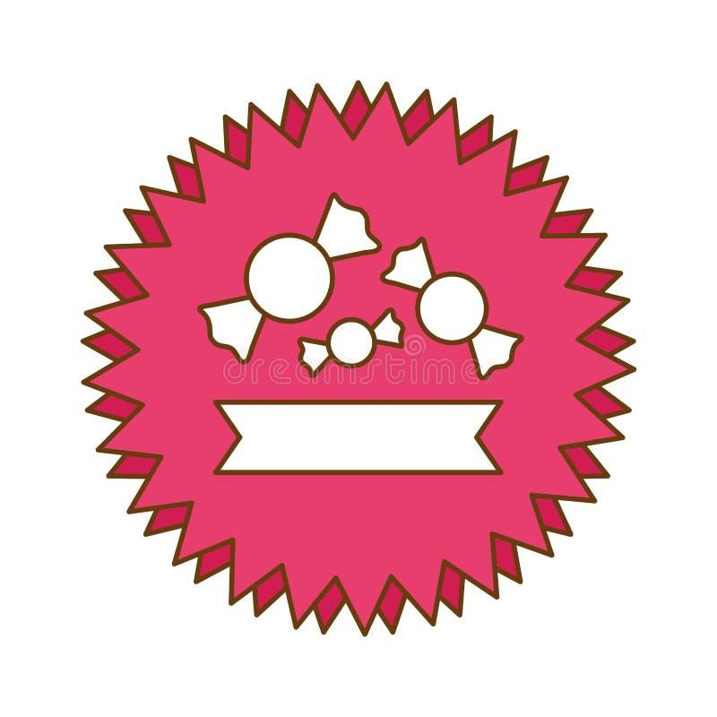 Download сладостный дизайн конфеты иллюстрация вектора. иллюстрации насчитывающей детство - 81802799