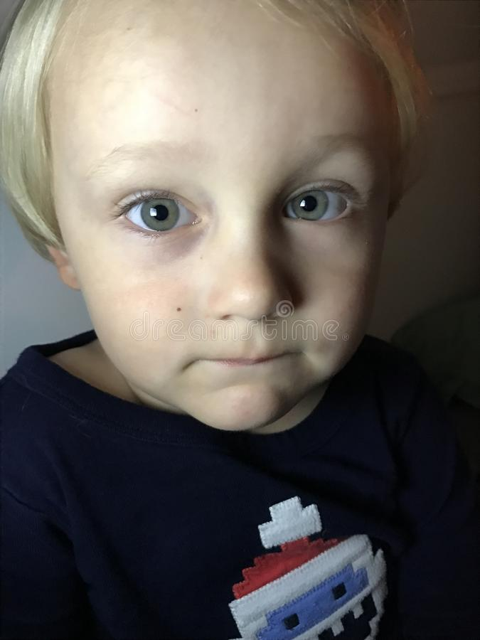 Сладостный мальчик стоковые фотографии rf