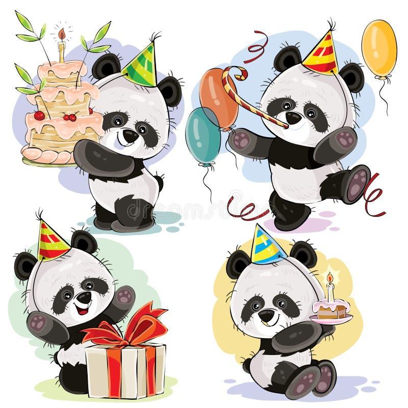 день рождения картинки с пандами устали пустых обещаний