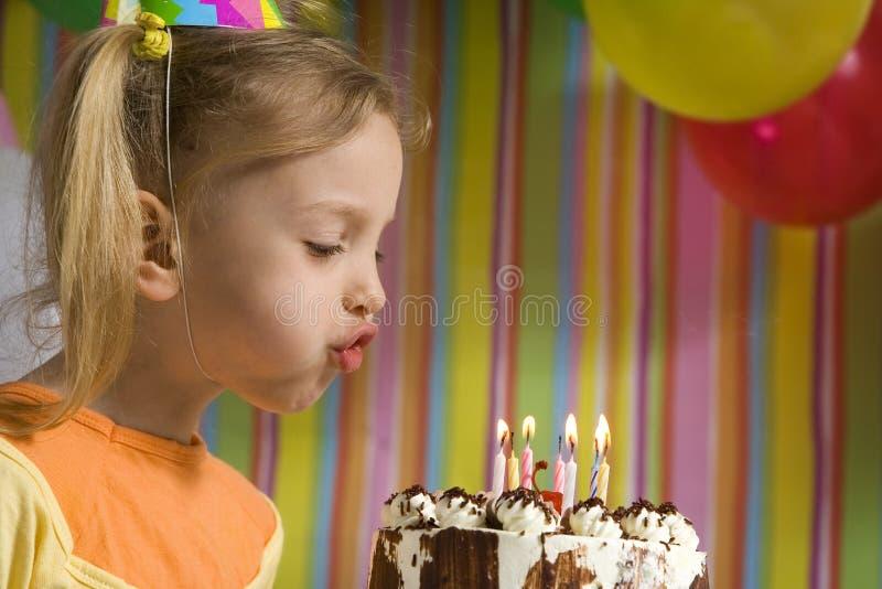С днем рождения стоковое изображение