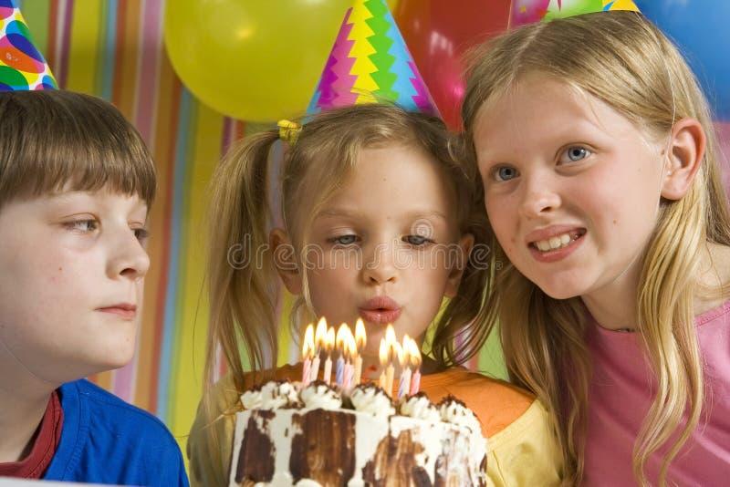 С днем рождения стоковая фотография