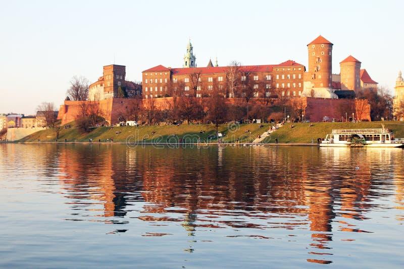 Слепимость Wawel стоковая фотография