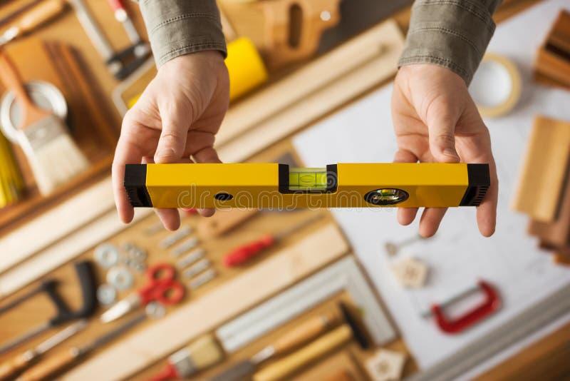Сделайте его себя и домашние инструменты реновации стоковые фотографии rf