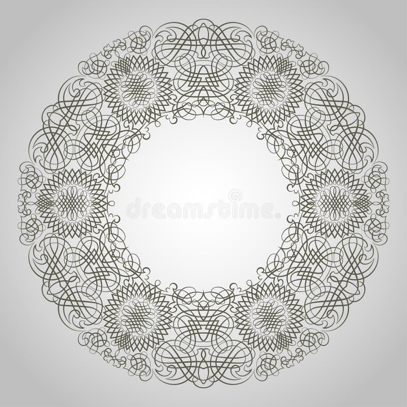 сделайте по образцу кругом иллюстрация штока