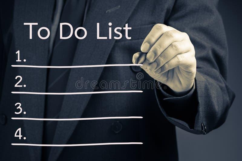 Сделать список стоковые фото