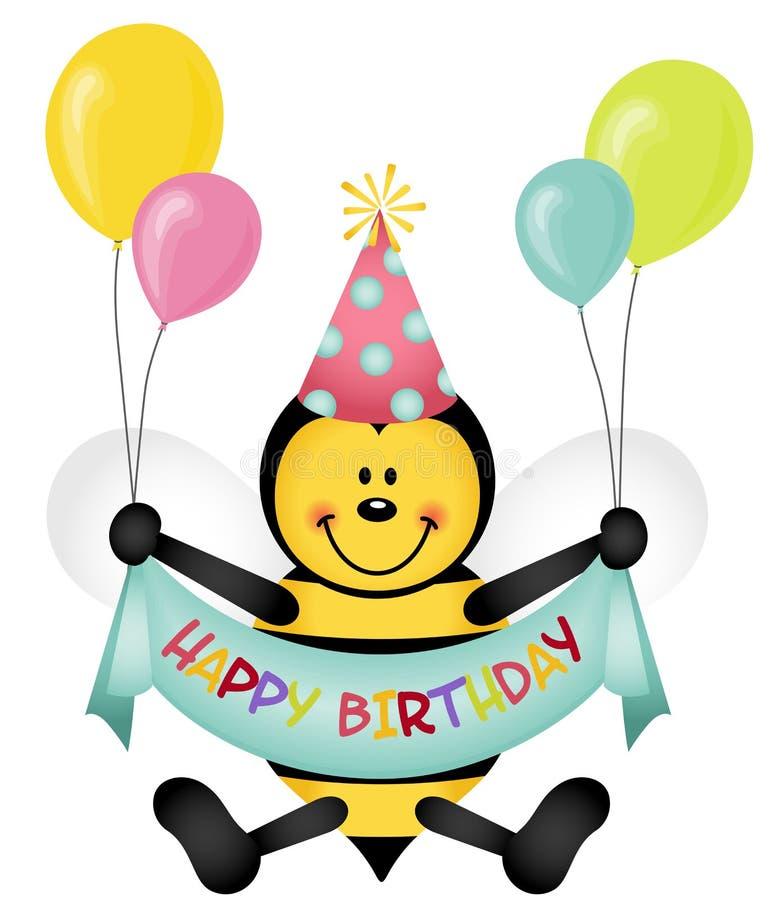 пчелка поздравления в день рождения муж