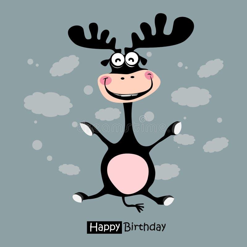 тому анимационные открытки с днем рождения лось полюбили мощную