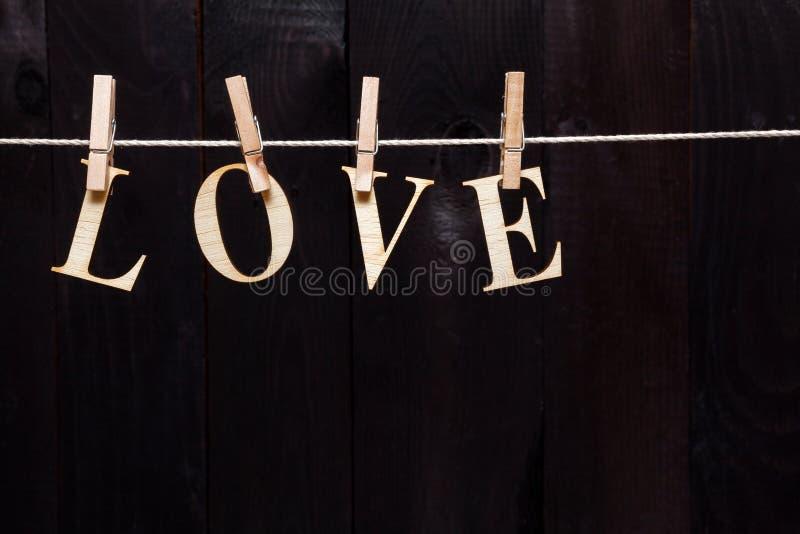 слово вектора сетки влюбленности градиента стоковые фотографии rf