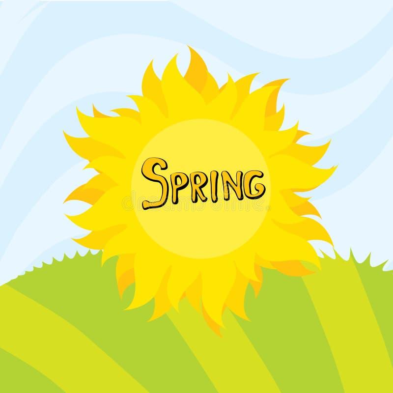Download Слово весны, цветки и вектор бабочки. Иллюстрация вектора - иллюстрации насчитывающей флористическо, конспектов: 37926009