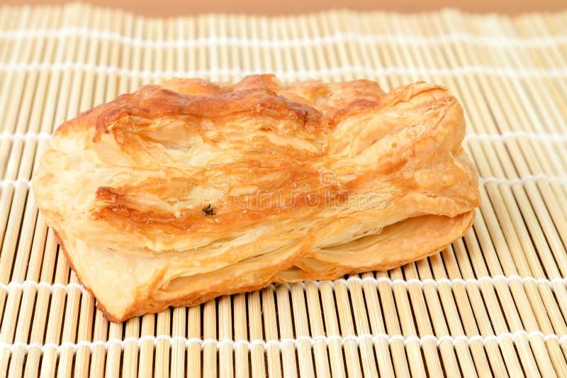 Слойка и пирог стоковая фотография rf