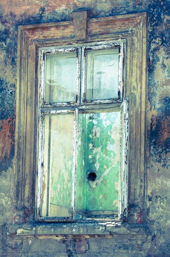 Download сломленное окно стоковое изображение. изображение насчитывающей стена - 41654235