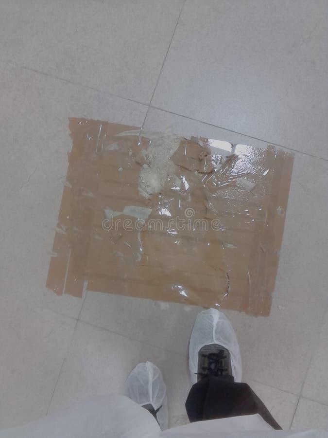 Сломленный таз стоковое фото rf