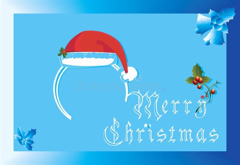 С Рождеством Христовым бесплатная иллюстрация