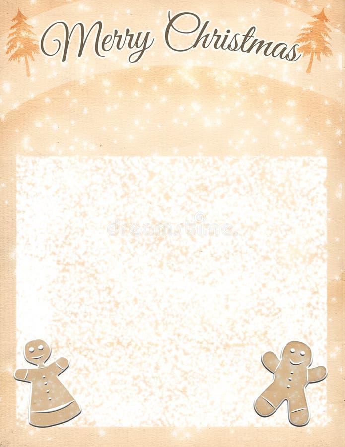 С Рождеством Христовым! Предпосылка Xmas. стоковая фотография
