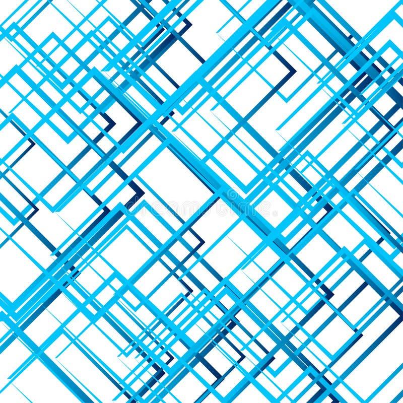 Download Случайные пересекая линии, квадраты Современное красочное геометрическое Te Иллюстрация вектора - иллюстрации насчитывающей конспектов, ексцентрическо: 81804417