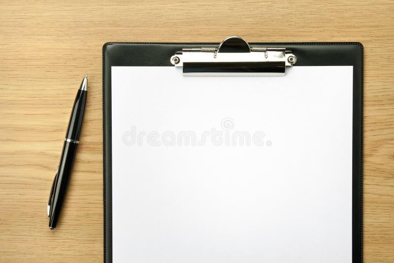 таблица офиса стоковая фотография rf