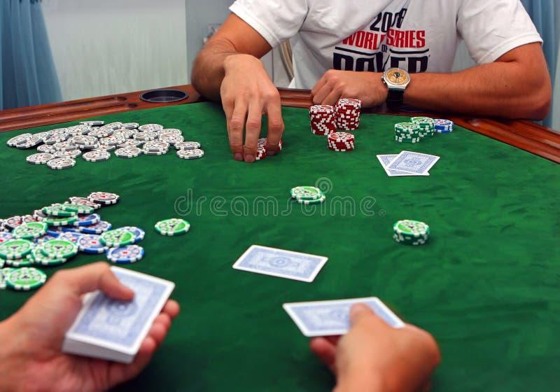 Download таблица покера стоковое фото. изображение насчитывающей вспышка - 6851874