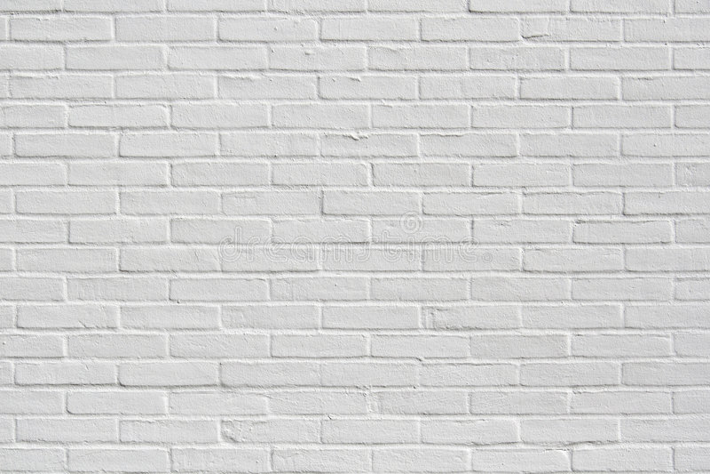 тавро квартиры строя новую белизну стены стоковое фото rf
