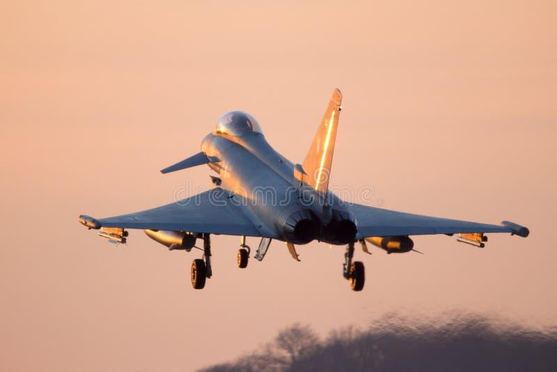 Таифун Eurofighter стоковые фото