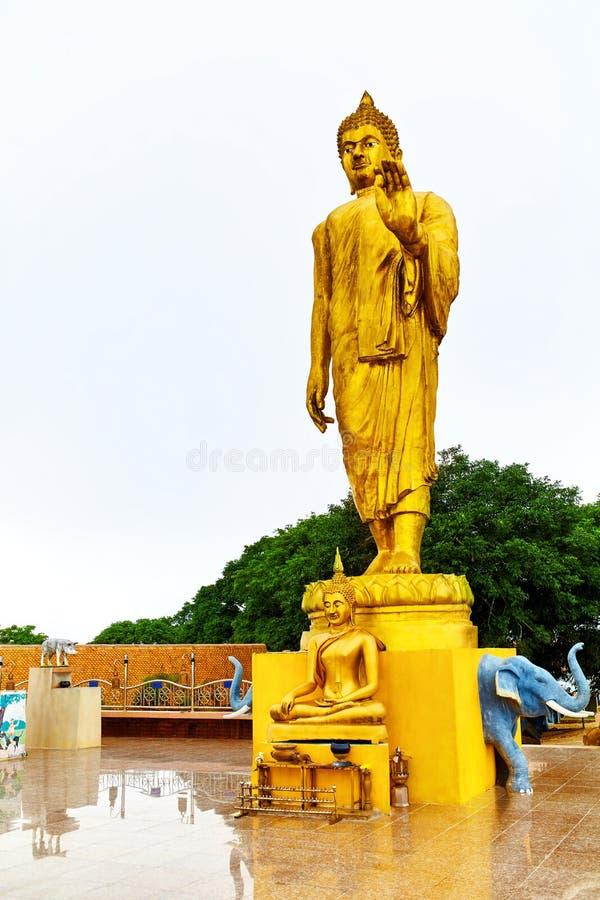 Таиланд Статуя Будды в Koh Samui Буддизм Религия Путешествия стоковые фотографии rf