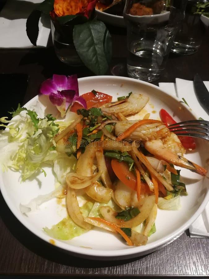 Тайваньская хорошо украшенная еда стоковое фото rf
