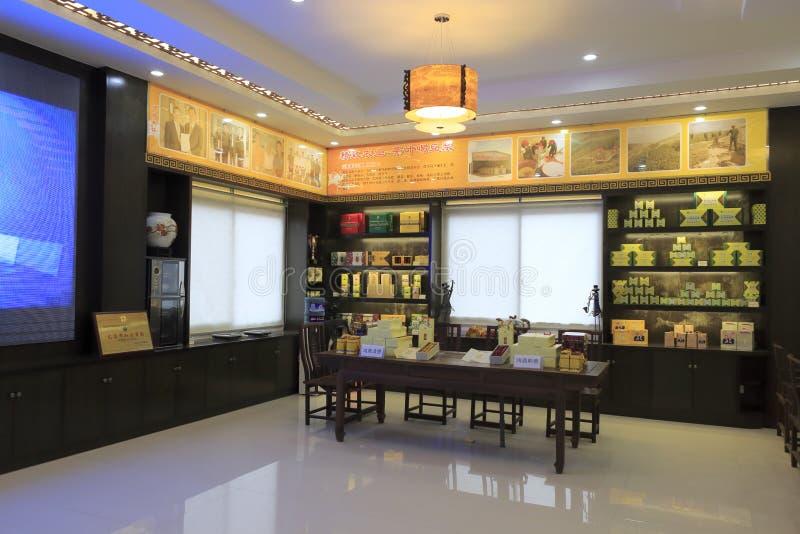 Тайваньский магазин чая стоковое фото