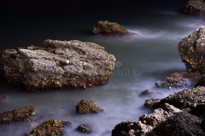 Тайна на море стоковое изображение rf