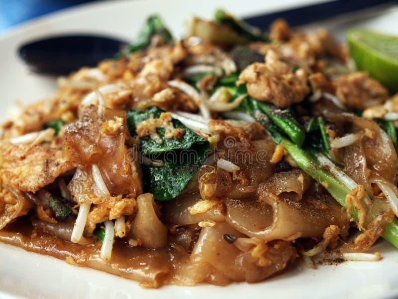 Тайская еда 5 стоковая фотография