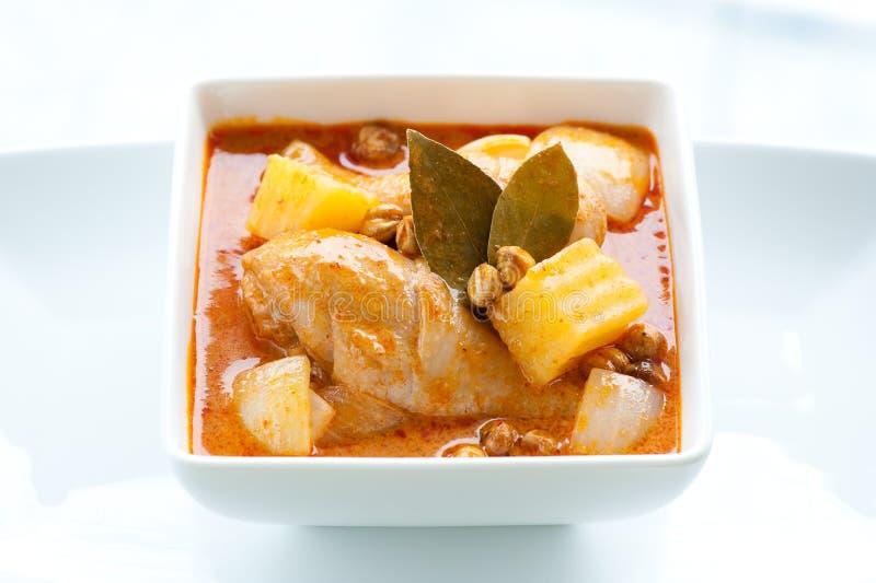 Тайская еда стоковая фотография rf