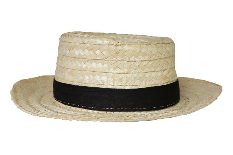Тайская изолированная шляпа фермера, стоковое фото